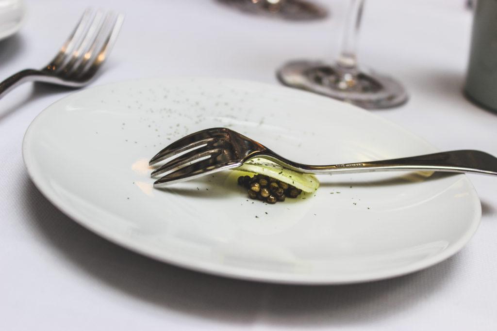 Restaurant Cléo Paris - Le Narcisse Blanc