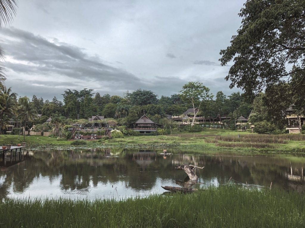 Few days in - Four seasons resort chiang mai