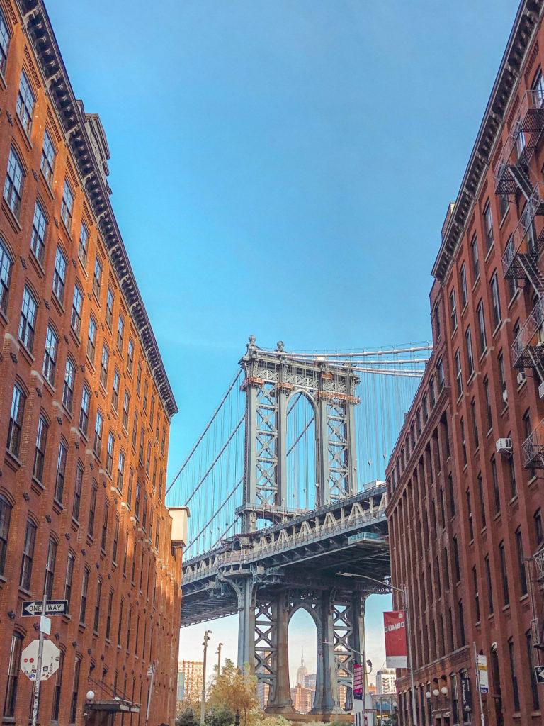 few days in New York